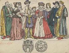 [Ubiory w Polsce 1200-1795. Przez J. Matejkę, 1633-1668, ryc. 71].