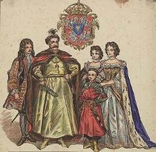 [Ubiory w Polsce 1200-1795. Przez J. Matejkę, 1674-1696, ryc. 77].