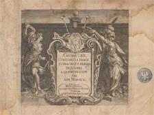 Geometrie : Contenant La Theorie Et Practique Dicelle, Necessaire A La Fortification / Par Sam. Marolois.