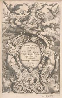 Historiae naturalis de avibus libri VI, cum aeneis figuris / Iohannes Ionstonus [...] concinnavit.