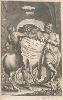 Historiae naturalis de quadrupetibus libri, cum aeneis figuris / Iohannes Ionstonus [...] concinnavit.