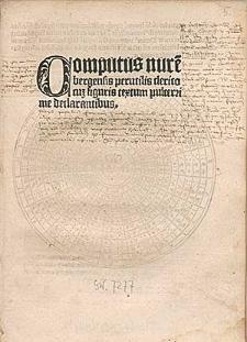 Computus Norembergensis