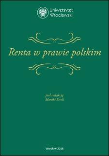 Renta w prawie polskim