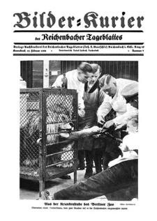Bilder-Kurier der Reichenbacher Tageblattes 1928-02-11 Nr 7