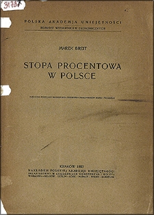Stopa procentowa w Polsce