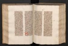 Thesaurus pauperum de tempore et de sanctis