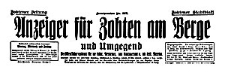 Anzeiger für Zobten am Berge und Umgegend 1937-11-22 Jg. 53 Nr 138