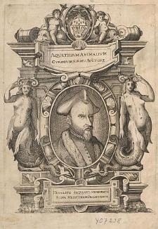 Aquatilium animalium curendum formis auctore Hippolito Salviano [...].