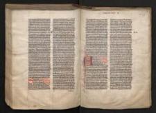 Biblia latina, pars I: Genesis-Paralipomenon II