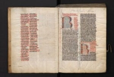 Lectionarium semonum et homiliarum s. patrum de tempore ab adventu usque ad quadragesimam