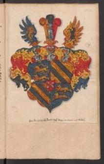 [Sammlung der Wappen in Ober-Lausitz]
