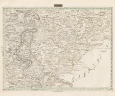 Topographisch-militarischer Atlas von der Königlich Preussischen Provinz Schlesien [...] Sect. 20