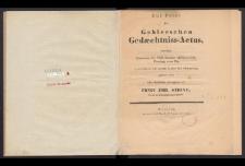 Die italiaenischen und lateinischen Handschriften der Bibliothek des Gymnasium zu Goerlitz. Verzeichniss, Beschreibung, Lesarten, Auszuege