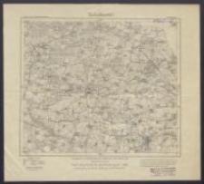 Karte des Deutschen Reiches 1:100 000 - 88. Grimmen