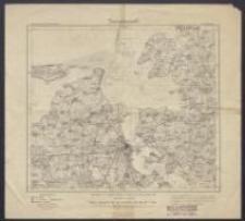 Karte des Deutschen Reiches 1:100 000 - 63. Stralsund