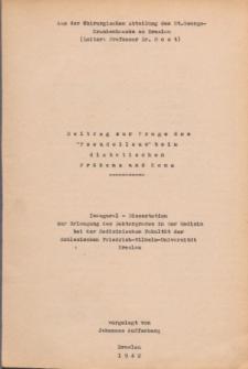 """Beitrag zur Frage des """"Pseudoileus"""" beim diabetischen Präkoma und Koma."""