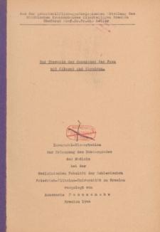 Zur Therapie der Gonorrhoe der Frau mit Cibazol und Eleudron.