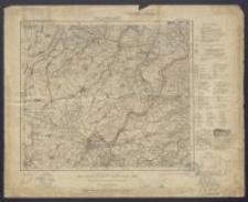 Karte des Deutschen Reiches 1:100 000 - 100. Marienburg