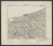 Karte des Deutschen Reiches 1:100 000 - 93. Kolberg