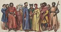 [Ubiory w Polsce 1200-1795. Przez J. Matejkę, 1228-1333, ryc. 2]