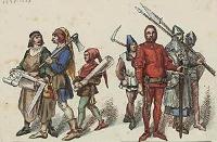 [Ubiory w Polsce 1200-1795. Przez J. Matejkę, 1228-1333, ryc. 9]