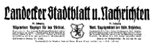 Landecker Stadtblatt und Nachrichten 1930-10-25 Nr 86