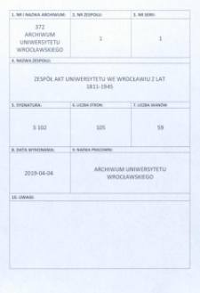 Vorlesungs- und Personal-Verzeichnis der Schlesischen Friedrich Wilhelms-Universität zu Breslau, Sommer-Semester 1931
