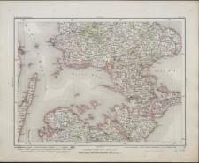 Special-Karte von Mittel-Europa 1:300 000 - Korsör 12.