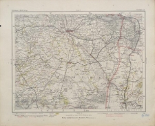 Special-Karte von Mittel-Europa 1:300 000 - Groningen 43.