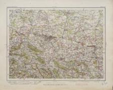 Special-Karte von Mittel-Europa 1:300 000 - Hannover 58.