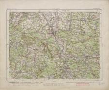 Special-Karte von Mittel-Europa 1:300 000 - Frankfurt 61.