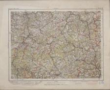 Special-Karte von Mittel-Europa 1:300 000 - Givet 97.