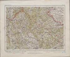 Special-Karte von Mittel-Europa 1:300 000 - Olmütz 105.