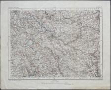 Special-Karte von Mittel-Europa 1:300 000 - Verdun 111.