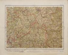 Special-Karte von Mittel-Europa 1:300 000 - Würzburg 114.