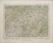 Special-Karte von Mittel-Europa 1:300 000 - Rima-Szombat 135.