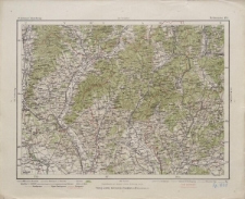 Special-Karte von Mittel-Europa 1:300 000 - Schemnitz 134.