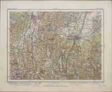 Special-Karte von Mittel-Europa 1:300 000 - München 143.