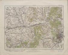 Special-Karte von Mittel-Europa 1:300 000 - Komorn 148.