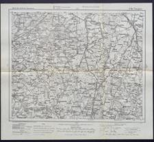 Karte des westlichen Russlands 1:100 000 - C 34. Uniejów