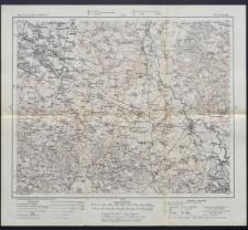 Karte des westlichen Russlands 1:100 000 - C 35. Sieradz