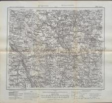 Karte des westlichen Russlands 1:100 000 - D 30. Lipno