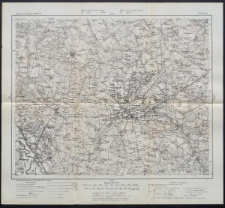 Karte des westlichen Russlands 1:100 000 - D 35. Łask