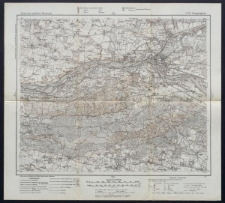 Karte des westlichen Russlands 1:100 000 - G 32. Nowogeorgiewsk