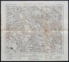 Karte des westlichen Russlands 1:100 000 - H 29. Przasnysz
