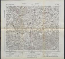 Karte des westlichen Russlands 1:100 000 - J 30. Rożan