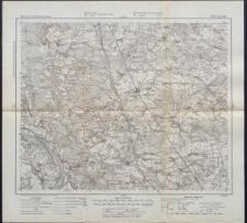 Karte des westlichen Russlands 1:100 000 - J 34. Garwolin