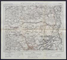 Karte des westlichen Russlands 1:100 000 - J 37. Solec