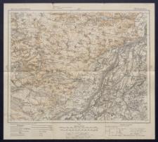 Karte des westlichen Russlands 1:100 000 - J 39. Sandomierz