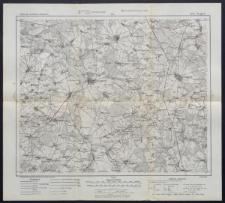 Karte des westlichen Russlands 1:100 000 - K 32. Wengrów